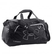 Under Armour Undeniable Black Duffel