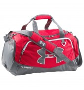 Under Armour Undeniable Red Duffel