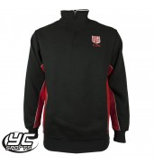 St. Cyres Zip Sports Top