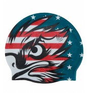 LCSPAT PATRIOT SWIM CAP 404 MULTI O/S