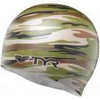 LCSCAM CAMO SWIM CAP 310 GREEN O/S