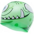 LCSMNSTR MONSTER SWIM CAP 310 GREEN O/S