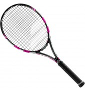 Babolat Pure Drive Junior 23 Black/Pink Tennis Racket (2015)