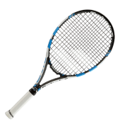 Babolat Pure Drive Junior 23 Black/Blue Tennis Racket (2015)