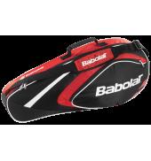 Babolat Holder Club 3 Racket Bag (Red, 2015)
