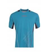 Babolat Boys Match Performance T-Shirt (Aqua 2015)