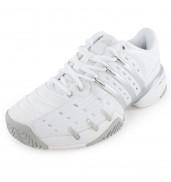 Adidas Barricade V Classic White tennis shoes