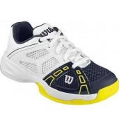 Wilson Rush Pro Junior tennis shoes