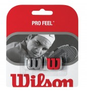 Wilson Pro Feel Dampener Red/Silver