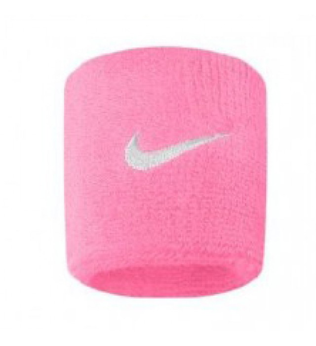 factory authentic 89919 83247 Nike Swoosh Wristband (Pink White)