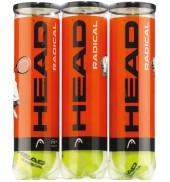 Head Radical 4x3 Ball Pack