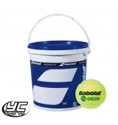 Babolat Green Tennis Ball Box (72 Balls)