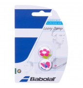 Babolat Loony Damp Girl Tennis Vibration Stopper (2 Pack)