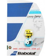Babolat Loony Damp Boy Tennis Vibration Stopper (2 Pack)