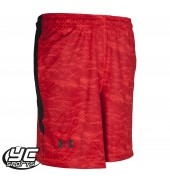 UA 8in Raid Short (1257826-984 RTR/BLK)