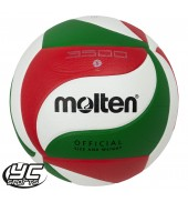 Molten FIVB PU Leather Volleyball (V5M3500 Size 5)