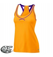 Wilson Womens Mesh Boyfriend Tank (WRA726101 Orange)