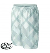 "Wilson Boys Rush Plaid 8"" Short (WRA729401 White)"
