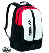 Yonex BAG 1618 Performance Rucksack (Red White)