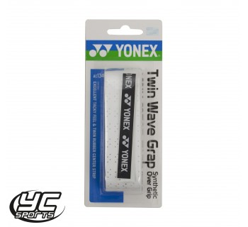 Twin Wave Synthetic Grip White
