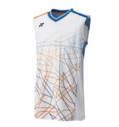 Yonex Vest P-SHIRT 10004LCW WHITE