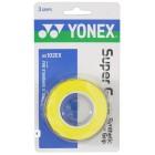 Yonex Super Grap 3 Pack AC102EX YELLOW