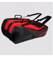 BAG 8729 Active 9 Racket BLACK/RED O/S