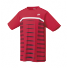 Yonex MENS T-SHIRT 16503 RUBY RED