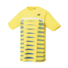 Yonex MENS T-SHIRT 16503 LIGHT YELLOW