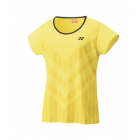 Yonex WOMENS T-SHIRT 16516 LIGHT YELLOW