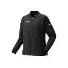Yonex WOMENS WARM-UP JACKET 57065 BLACK