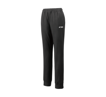 Yonex WOMENS WARM-UP PANTS 67065 BLACK