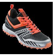 G500 JR Hockey Shoe 67056## BLACK/ORANGE 5.5