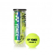 Yonex Tour Tennis Ball TB-TR3 3 Ball Tube