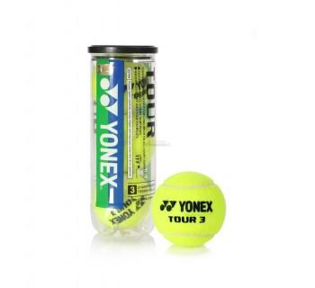 YONEX Game Tennis Balls Tube Of 4