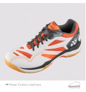 2017 YONEX POWER CUSHION SHB COMFORT MEN NEON ORANGE