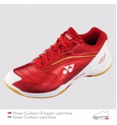 2017 YONEX POWER CUSHION SHB 65a WIDE RED