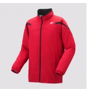 2017 Yonex Tracksuit Top 50058 CRYSTAL RED