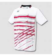 Yonex Junior Polo Shirt 10171J WHITE