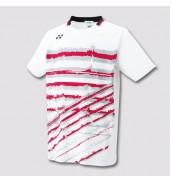 2017 Yonex Polo Shirt M 10171 WHITE