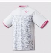 2017 Yonex Polo Shirt M 10186 ICE GREY