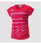 2017 Yonex Polo Shirt CAP Sleeve W 20349 RED