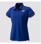 2017 Yonex Polo Shirt CAP Sleeve W 20370 BLAST BLUE