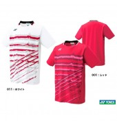 2017 Yonex Junior Polo Shirt 10171J RED