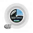 Yonex BG 66 Force White 200M Reel Badminton String