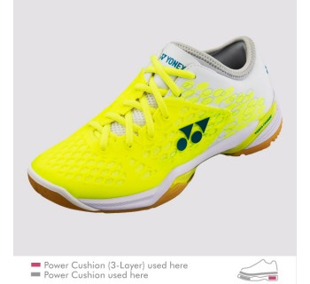 Yonex Power Cushion 03ZL WHITE/YELLOW