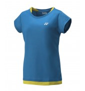 Yonex Womens Replica T-Shirt 16348 BLUE/YELLOW
