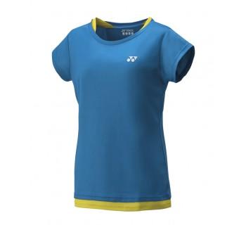 Yonex Womens Replica T-Shirt 16348 BLUE/YELLOW