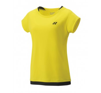 Yonex Womens Replica T-Shirt 16348 YELLOW/BLACK