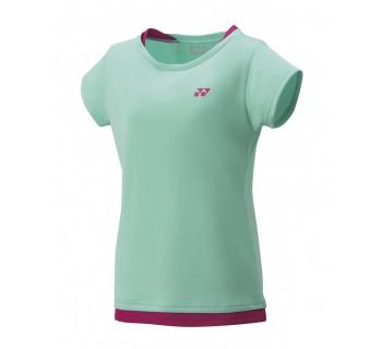 Yonex Womens Replica T-Shirt 16348 GREEN/PINK